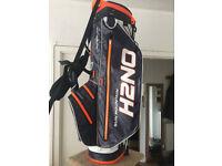 SUN MOUNTAIN H2NO Lite - Golf Waterproof Carry Bag *VGC*