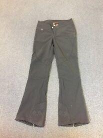 Ladies Spyder ski trousers