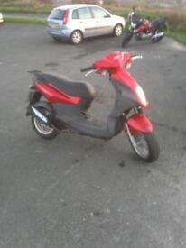 Sym symply 50 scooter