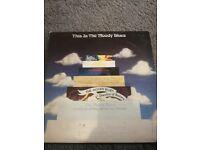 Moody Blues double vinyl lp