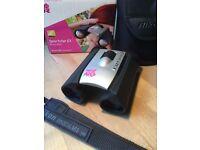 Nikon Sportstar EX 10x25 DCF waterproof binoculars (cost £84.99 new from Jessops)