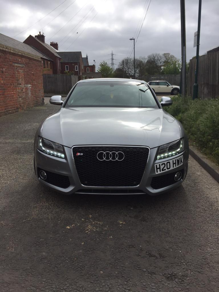 Audi S5 4 2 V8 Quattro  354bhp  Manual  Swap  Px  Mercedes