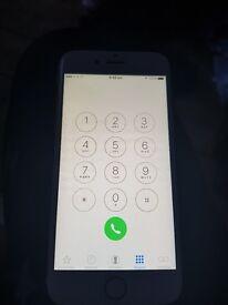I phone 6s 16gb rose gold
