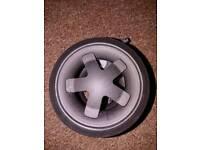 Quiny wheel