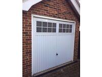 Remote Powered Electric Garage Door - Garador Ltd