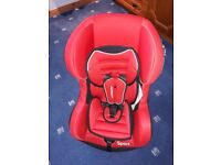 Baby car seat and various baby items