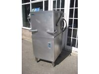 Winterhalter GS501 commercial Pass through dishwasher 3 phase refurbished.