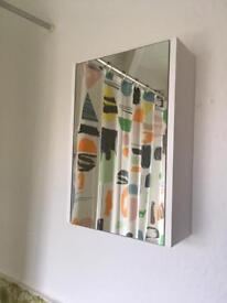 Small bathroom cabinet