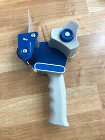 Tape dispenser, Tape gun
