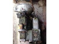 Landrover series 3 gearbox