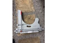 """Gundlach No. H-24 24"""" Tile Cutter with Casters"""