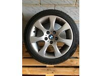 "BMW 17"" 185 1 2 3 series E90 E91 E92 PCD=5x120 ET34alloys"