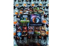 12x Doctor Who Book Bundle
