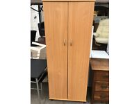 Nice WOODEN WARDROBE IN EXCELLENT CONDITION