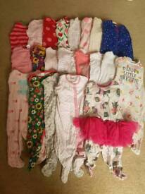 Baby girls clothes bundle 6-9m