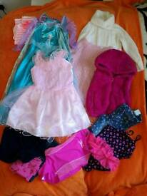 Bundle of clothes for girl 4-6