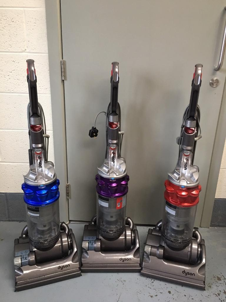 Dyson DC14 Upright Vac With Warranty And Tool Kit