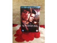 Supernatural season 2-4