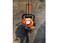 Stihl hs 45 hand held hedge cutter trimmer