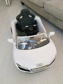 Babies battery operated car