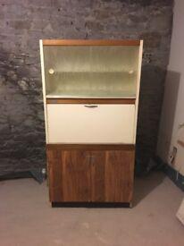 1950s kitchen larder cupboard
