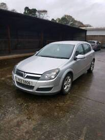 For sale VAUXHALL ASTRA 1.7 CDTI SXI