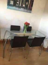 John Lewis Dining Room Table and Chairs £100