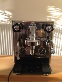 Rocket Cellini Evolutione 2 Espresso; 3 month warranty, less than 2 years old: £1000