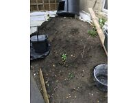 TOP SOIL (approx 3 tonnes) FREE to collecter