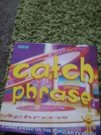 Board game catchphrase .