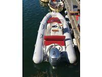 Zodiac Medline 5.3 Rib boat