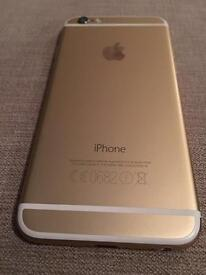 Gold iPhone 6 unlocked