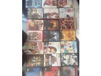 20 dvds plus D.H complete second series