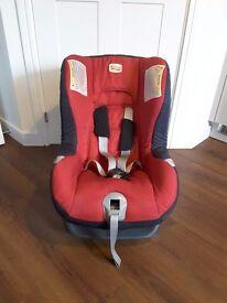 Britax First Class Plus Car Seat. 0-4 years.