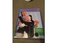 Baby Bjorn Synergy baby carrier (suitable from birth)