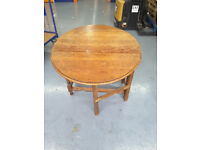 Vintage dining table in good condition