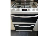 Zanussi gas cooker