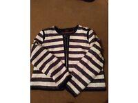 M&S Smart Lined Zip Jacket