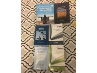 Collection of essential Scots Law textbooks for LLB degree
