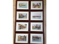 Isle of Wight pictures framed