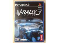 PS2 - V-Rally 3