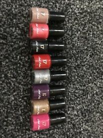 boots 17 nail polishes x 8 and x2 ted baker nail polishes new