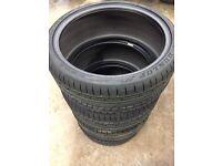Dunlop Sport Maxx RT2 car tyres 235/35 19 x4