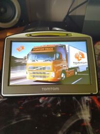 Tomtom EUROPE TRUCK /Tomtom Start 60/Tomtom Europe on 7 inch Galaxy Tab 2