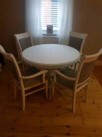 Shabby Chic G-Plan Dining Table