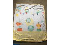 Baby cot bedding