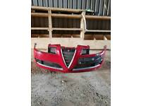 Alfa Romeo gt front bumper only