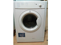 Indesit IDV 75 Tumble Dryer in White front loading 7kgs capacity