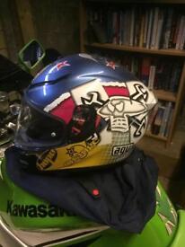 Guy Martin helmet