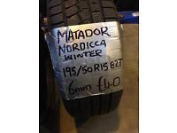 195/50R15 82T Matador Nordicca WINTERS